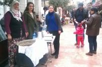 Efeler'de Okul Yararına Keşkekli Kermes Düzenlendi