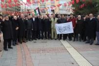 ELAZıĞ ÖĞRETMENEVI - Elazığ'dan Trump'a 'Kudüs' Tepkisi