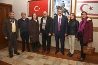 MUZAFFER KILIÇ - Emekli- Sen Nazilli Şube Yönetiminden Başkan Alıcık'a Ziyaret