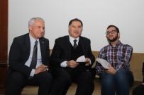 OMBUDSMAN - Engelli Öğrenciden Ombudsman Malkoç'a 'Kanun Taslağı'