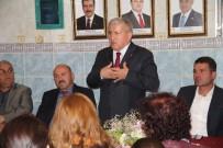 Ertürk, Kuyucak İlçe Teşkilatını Ziyaret Etti