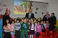 HAYIRSEVERLER - Ethem Sarıoğlu 4-6 Yaş Grubu Kur'an Kursu Hizmete Girdi