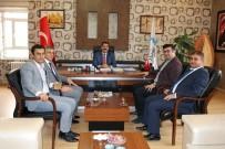 İŞKUR - Eyyübiye Halk Eğitim Kursiyerler İçin İşkur'dan Destek İstedi