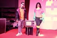 DJ - Finaller Öncesi 80'Ler Partisi İle Stres Attılar