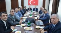 Frigya Kültürel Mirasını Koruma Ve Kalkınma Birliği Encümen Toplantısı Eskişehir'de Yapıldı