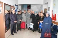 ŞEHİTLİKLER - Gaziler, 43 Yıl Sonra Savaştıkları Kibris'a Gitti