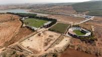 DRENAJ ÇALIŞMASI - Gazişehir Gaziantep'ten Tesisleşme Adına Önemli Adımlar