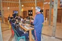 MEHMED ALI SARAOĞLU - Gediz'de Satranç Turnuvası
