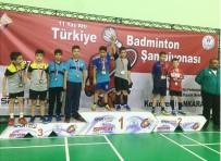 BADMINTON - Genç Badmintoncuların Büyük Başarısı
