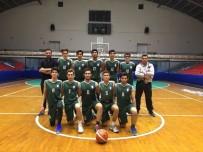 MURAT ÖZTÜRK - Genç Basketbolcular Galibiyetle Başladı
