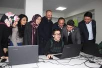 YEŞILAY - Gençler Geleceği MAGİAD İle Kodluyor