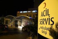 İki Vagon Arasında Sıkışan İşçi Ağır Yaralandı