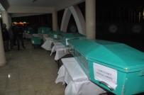 3 ARALıK - Iraklı Mültecilerin Cenazeleri Reyhanlı'da Toprağa Verildi
