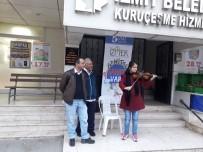 KURUÇEŞME - İzmit Sokaklarında Keman Sesi Yükseliyor