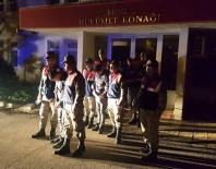 Kahramanmaraş'ta Hırsızlık Şebekesi Çökertildi