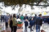 Kalkınma Bakanı Elvan Zeytinyağı Çarşısının Açılışını Yaptı