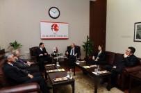 KAMU DENETÇİLİĞİ - Kamu Başdenetçisi Malkoç, Eskişehir'in Sorunlarını Tespit Edecek