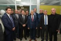 MUSTAFA BOZBEY - Karaman Sosyal Yaşam Alanı Kapılarını Açtı