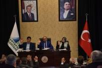 HÜSEYİN ÜZÜLMEZ - Kartepe Belediyesi Aralık Ayı Meclis Toplantısı Yapıldı