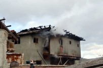 Kastamonu'da Ev Yangın Açıklaması 1 Ölü