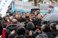 İNSANLIK DRAMI - Kayseri, Niğde Ve Kırşehir'de ABD Ve İsrail Protesto Edildi