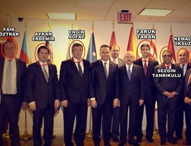 Kılıçdaroğlu'nun ABD'deki fotoğrafı ile ilgili flaş gelişme