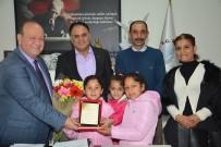 Kocagür İlkokulu'ndan Başkan Özakcan'a Ziyaret