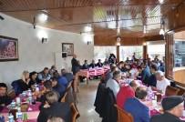 HASAN YAMAN - Köy Muhtarlarından Teşekkür Yemeği