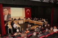 Kuşadası Belediye Meclis Aralık Ayı Olağan Toplantısı Yapıldı