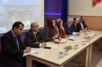 Merkez İlçe Kurum Müdürleri Toplantısı Yapıldı