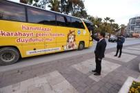 KARAHAYıT - Merkezefendili Kadınlara Karahayıt Gezisi