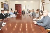 AHMET ERDOĞDU - Muradiye Orta Ölçekli Sanayi Bölgesi Islah OSB'ye Dönüşüyor