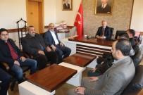 MÜSİAD'dan  Battalgazi  Kaymakamı Abdul Kadir Duran'a Ziyaret