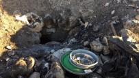 Nusaybin'de 50 Adet El Yapımı Patlayıcı Ele Geçirildi