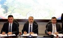 SERGİ AÇILIŞI - OMÜ'de, Uyuşturucuyla Mücadele İçin İş Birliği Protokolü İmzalandı