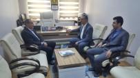 İBN-İ SİNA - Özdemir Okul Ziyaretleri Gerçekleştirdi