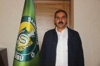 ŞANLıURFASPOR - Şanlıurfaspor Başkanı Yetim Darp İddialarını Yalanladı