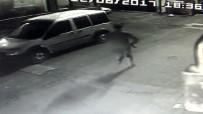 Pompalı Tüfekli Saldırgan Polisten Böyle Kaçtı