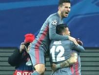 UEFA ŞAMPİYONLAR LİGİ - Kartal Avrupa'da tarih yazdı