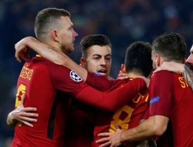 Roma, tek golle zirvede kapattı!