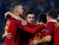 CENGİZ ÜNDER - Roma, tek golle zirvede kapattı!