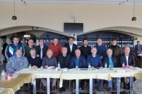 TANJU ÇOLAK - Samsunsporlu Eski Futbolcular, Kulübü Sahipsiz Bırakmayacaklarını Açıkladı