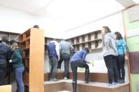 HAKAN YAVUZ ERDOĞAN - SAÜ'lü Öğrenciler Köy Okullarına Yardım Ellerini Uzattı