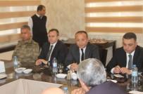 SOHBET TOPLANTISI - Siirt Valisi Ali Fuat Atik Açıklaması 'Kentin Terörle Anılmasını Yıkacağız'