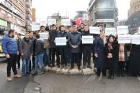 İNSANLIK DRAMI - STK'lardan Kudüs Kararına Protesto