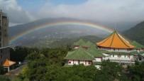 GÖKKUŞAĞI - Tayvan'da En Uzun Gökkuşağı Rekoru