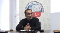 TÜRKIYE SPOR YAZARLARı DERNEĞI - Teknik Direktör Cüneyt Biçer, 'Futbolcularla Aramızda Bağ Kopukluğu Olsaydı Böyle Bir İstatistik Olmazdı'