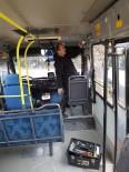 Toplu Taşımaya Uydudan Takip