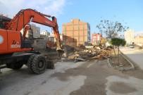 Turgutlu'da 2. Çam Sokak Yenileniyor