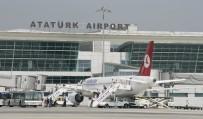 ESENBOĞA HAVALIMANı - Türkiye'de Havalimanlarını 179 Milyon Kişi Kullandı